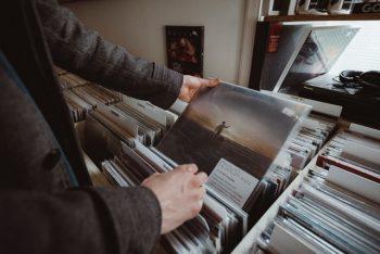 tweedehands vinylplaten